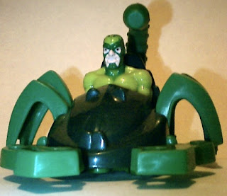 Front of the Scorpion Stingstriker from McDonald's in 1995