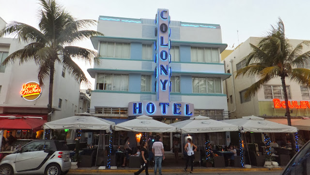 Colony Hotel, Distrito Art Déco, Miami, Elisa N, Blog de Viajes