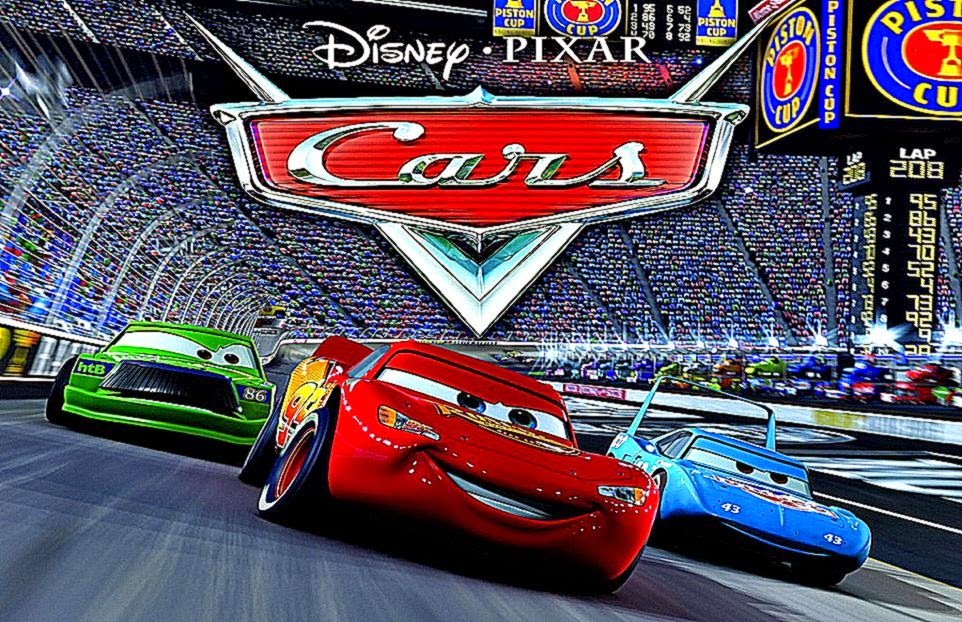 Disney Cars Wallpapers Free Download: Cars Disney 3D Movie Wallpaper