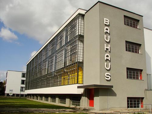 Marzua la escuela de la bauhaus for Staatliches bauhaus