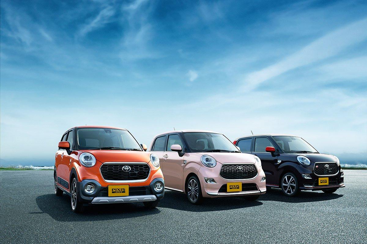 Toyota Pixis Joy là ví dụ điển hình và khả thi nhất cho tương lai
