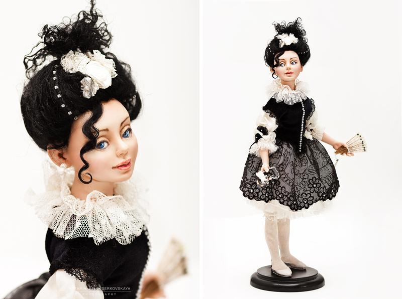 Фотографии кукол. Фотосессии для кукол.