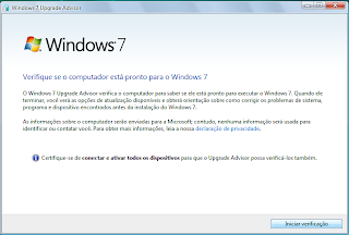 como saber se meu pc roda windows 7 ultimate 2013