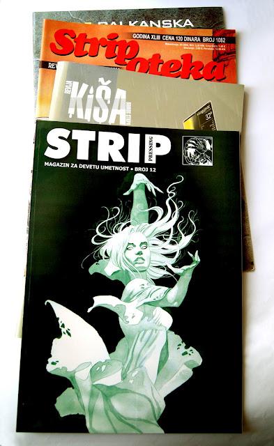 KIŠA - revija dobrog stripa - broj 3 - Page 5 DSC06046