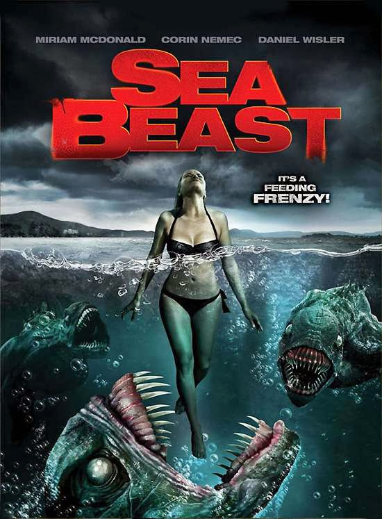 Poster Of The Sea Beast (2008) Full Movie Hindi Dubbed Free Download Watch Online At Alldownloads4u.Com