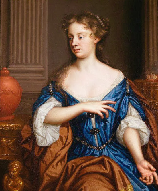 Mary Beale - Self-portrait