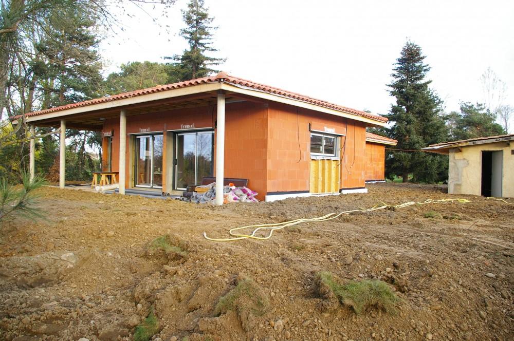 La maison du lac mars 2011 etallement des terres for La maison du lac streaming