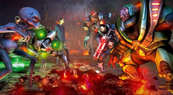 XCOM: Enemy Unknown mang đẳng cấp console lên iOS 2