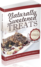 Naturally Sweet Treats - cover