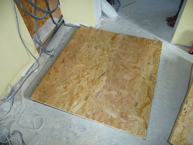 Carrelage sur osb page 2 auto construction les for Pose carrelage sur osb