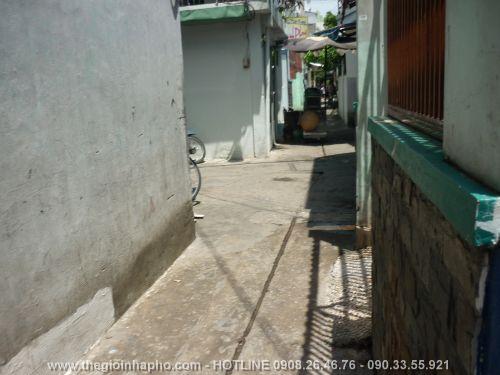 Bán nhà Trần Văn Đang , Quận 3 giá 2, 3 tỷ - NT97