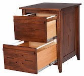 Maple File Cabinets