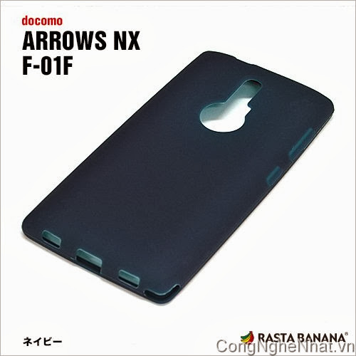 ốp silicon và dán màn FUJITSU NX F-01F