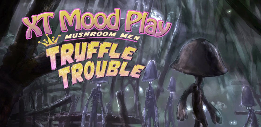 Mushroom Men Truffle Trouble Download - Game Screenshot