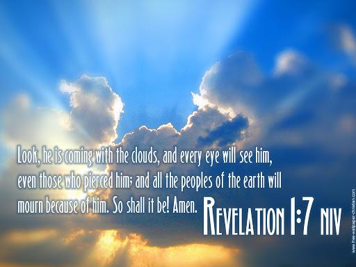 revelation 1:7