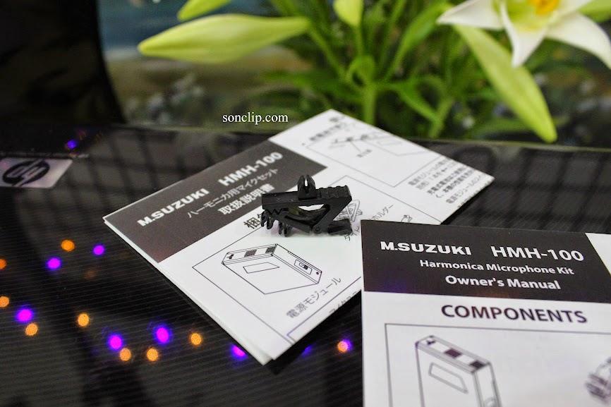 Harmonica Microphone - Suzuzi HMH-100