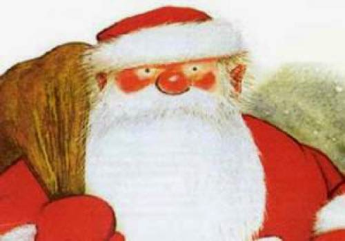 How Come Woo Woos Never See Santa Claus