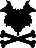 Johnny Cupcakes - The Blot Says: Blot & Crossbones Logo