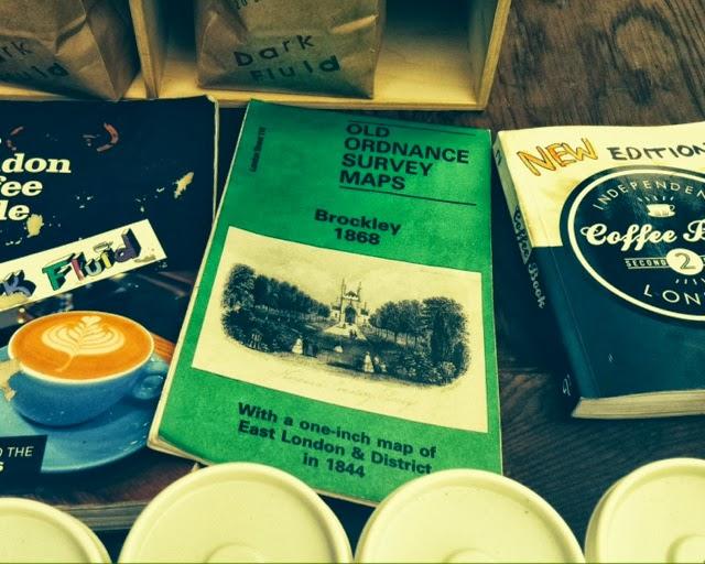 Brockley Market - Dark Fluid Coffee