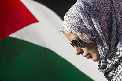 UDI, Palestina