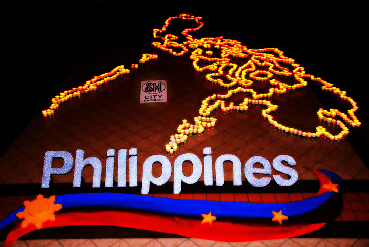 Philippines switches off lights on Earth Hour