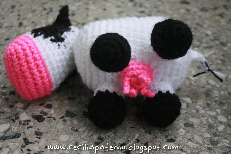 Vaca Lechera Amigurumi : C! * Cecilia Paterno: La Vaca Lechera, no es una vaca ...