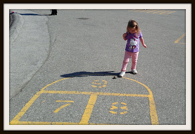 POD: Hopscotch anyone?