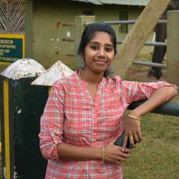 Reshma rajendran's image