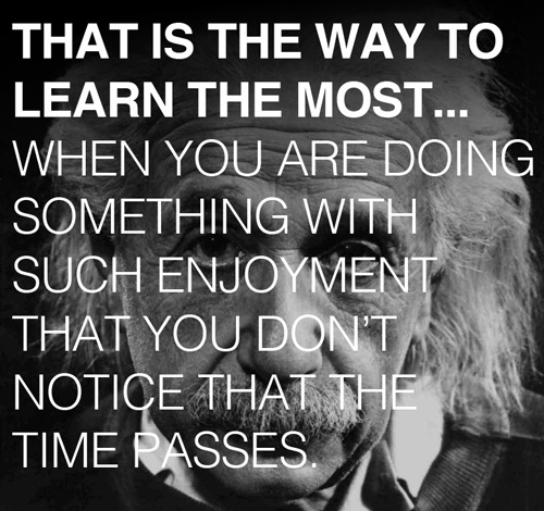 cara belajar einstein Cara belajar yang baik menurut Albert Einstein
