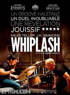 Tay Trống Cự Phách - Whiplash (2014) Poster
