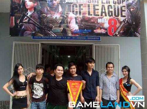 VTC Game công bố ngừng thi đấu CF League 7