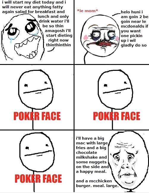 Funny Diet Meme