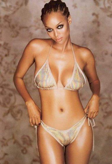 Inkspirations Sexy Tyra Banks