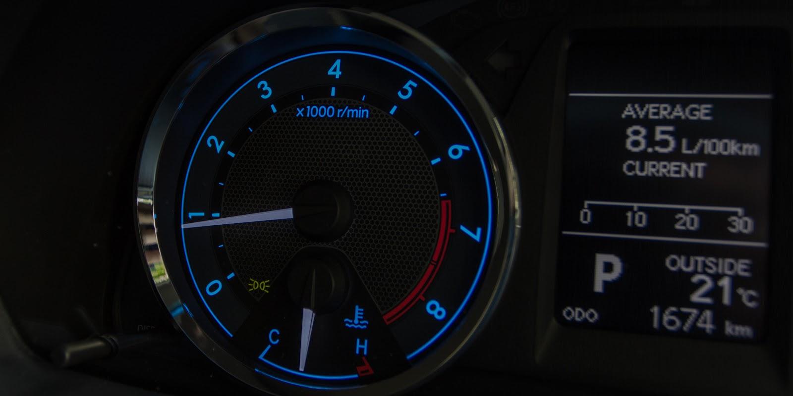 Đánh giá xe Toyota Corolla 2016