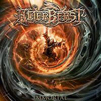 Alterbeast - Immortal recenzja okładka review cover
