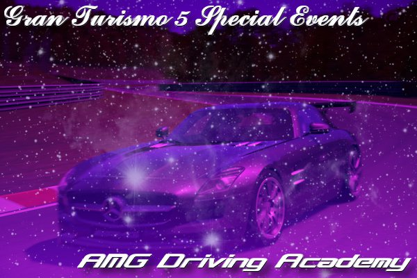 Gran Turismo 5 AMG Driving Academy