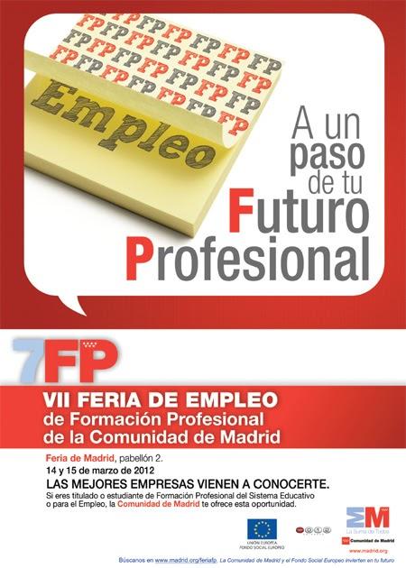 VII Feria de empleo de Formación Profesional de la ... - photo#47
