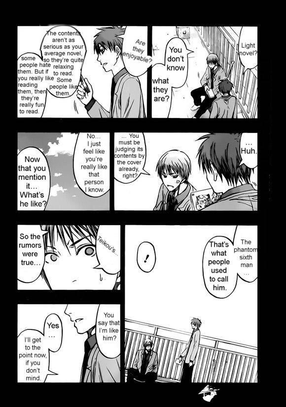 Kuroko no Basket Manga Chapter 239 - Image 04