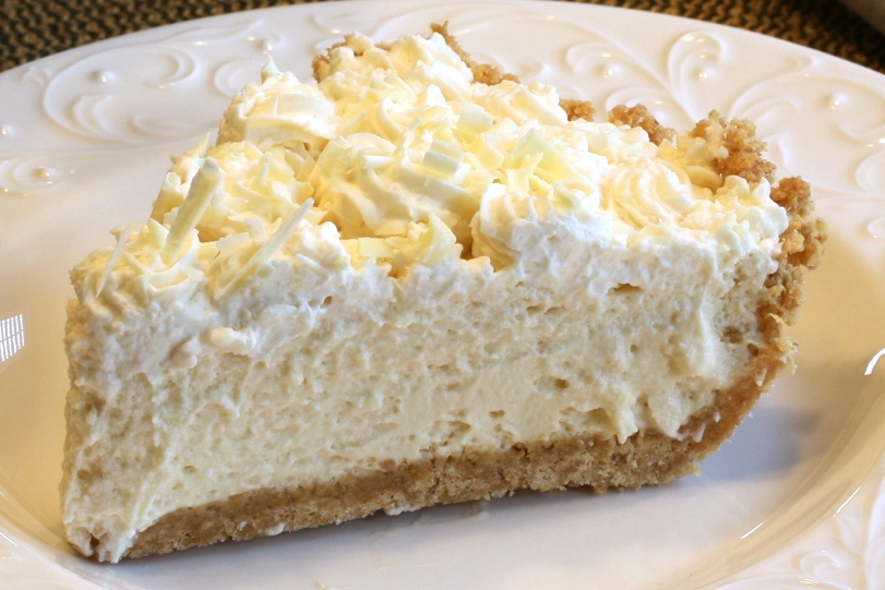 No. 9 - Baileys Irish Cream Pie - Saving Room for Dessert