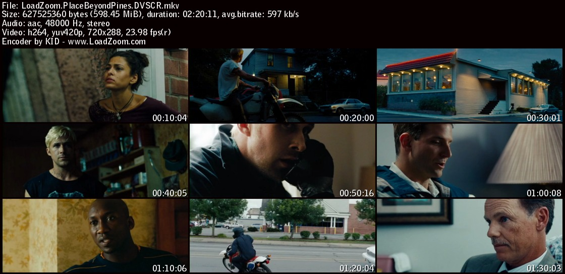movie screenshot of The Place Beyond the Pines fdmovie.com