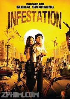 Ký Sinh Trùng - Infestation (2009) Poster
