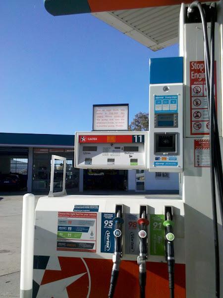 calwell pump