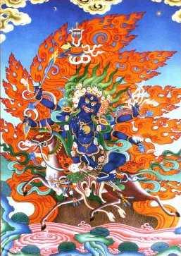 Goddess Sipe Gyalmo Image