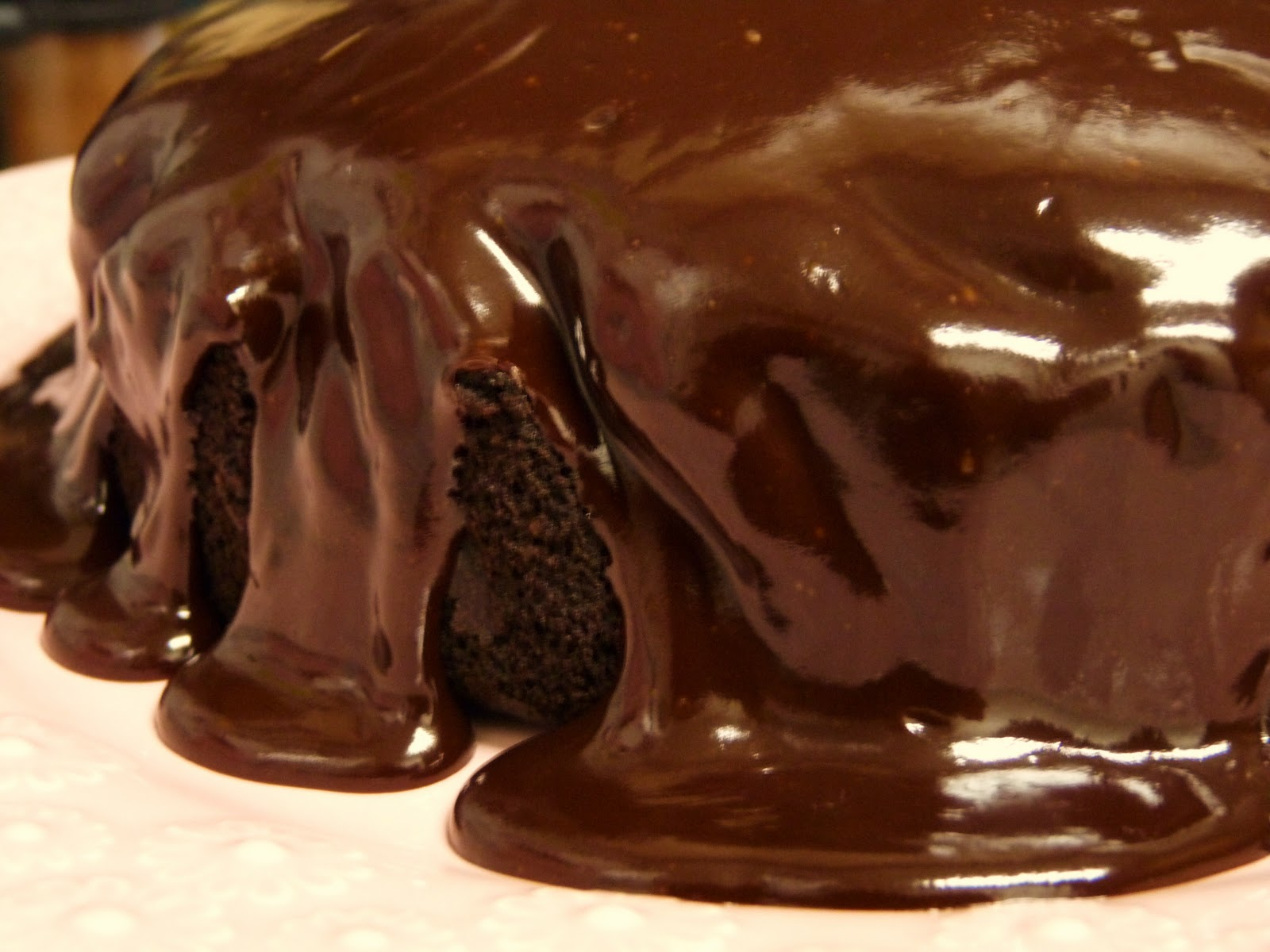 Chocolate Ganache with Coconut Milk - Dairy Free