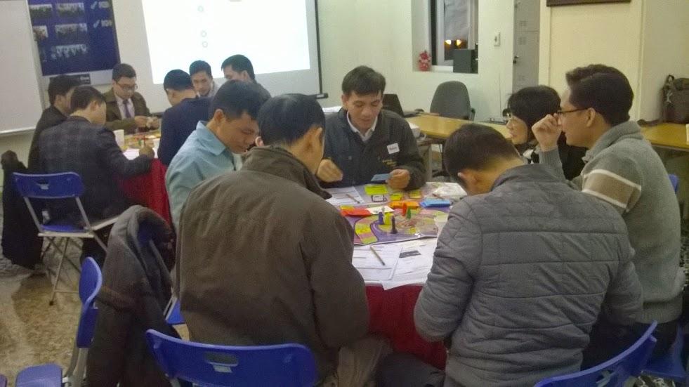 Cau lac bo choi game cashflow 16.12.2014