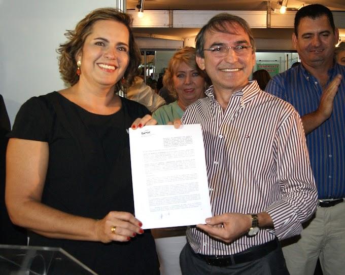 Mossoró: Sistema Fecomércio do RN firma convênio cultural com a Prefeitura