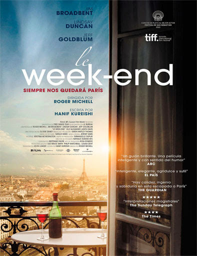 Le Week-End (2013) [Vose]