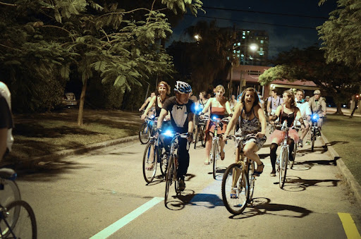 Prom Biking | Photo by Robby Campbell