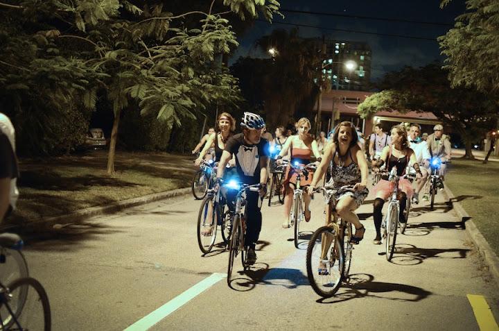 Miami Bike Prom 2011