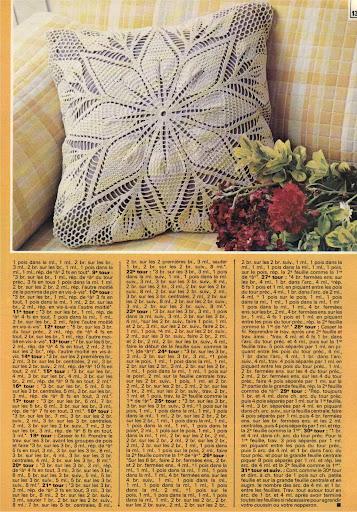 مجله لخداديات الكروشيه-زينى منزلك بخداديات الكروشيه مع هذه المجله-مجله لخداديات روعه